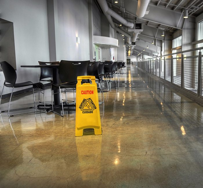 SERVICES - JANITORIAL